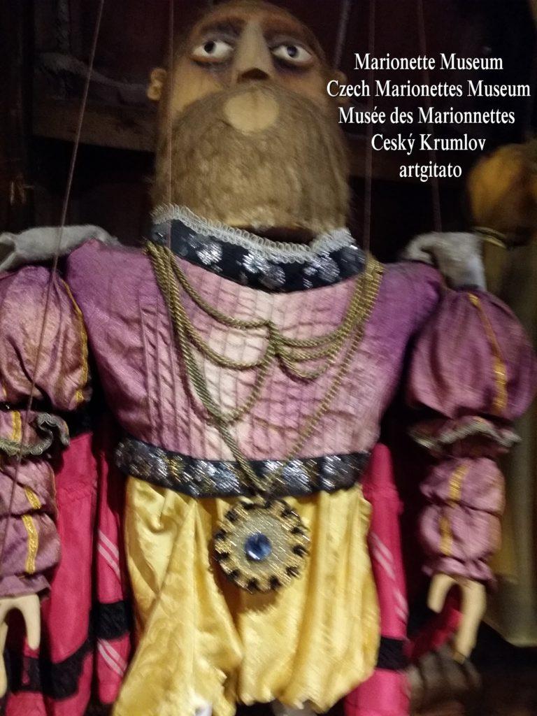 Marionette Museum Czech Marionettes Museum Musée des Marionnettes Cesky Krumlov artgitato (4)