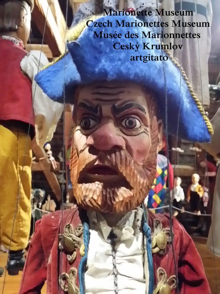 Marionette Museum Czech Marionettes Museum Musée des Marionnettes Cesky Krumlov artgitato (40)