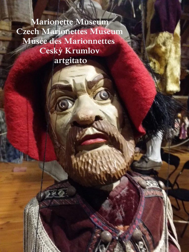 Marionette Museum Czech Marionettes Museum Musée des Marionnettes Cesky Krumlov artgitato (41)