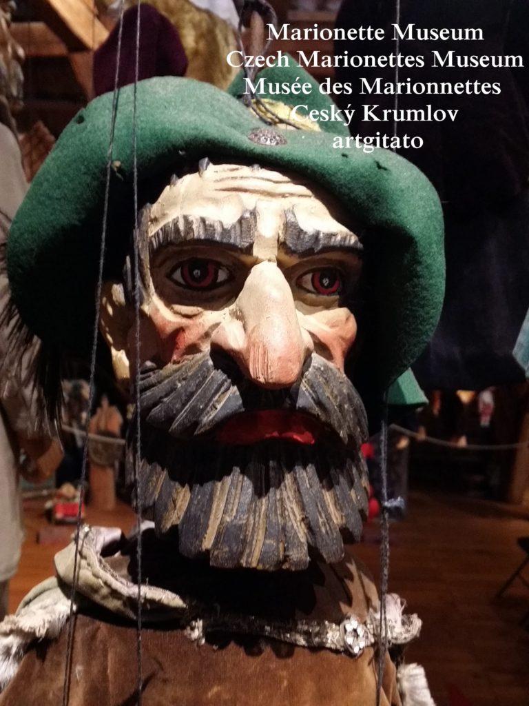 Marionette Museum Czech Marionettes Museum Musée des Marionnettes Cesky Krumlov artgitato (42)