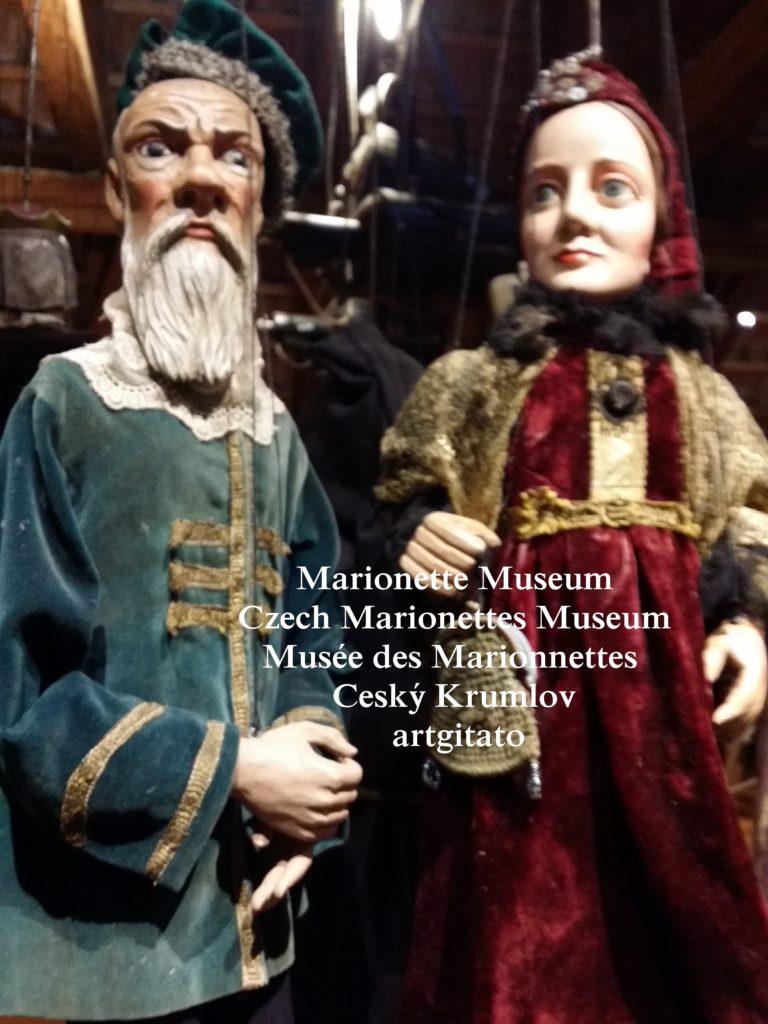 Marionette Museum Czech Marionettes Museum Musée des Marionnettes Cesky Krumlov artgitato (43)