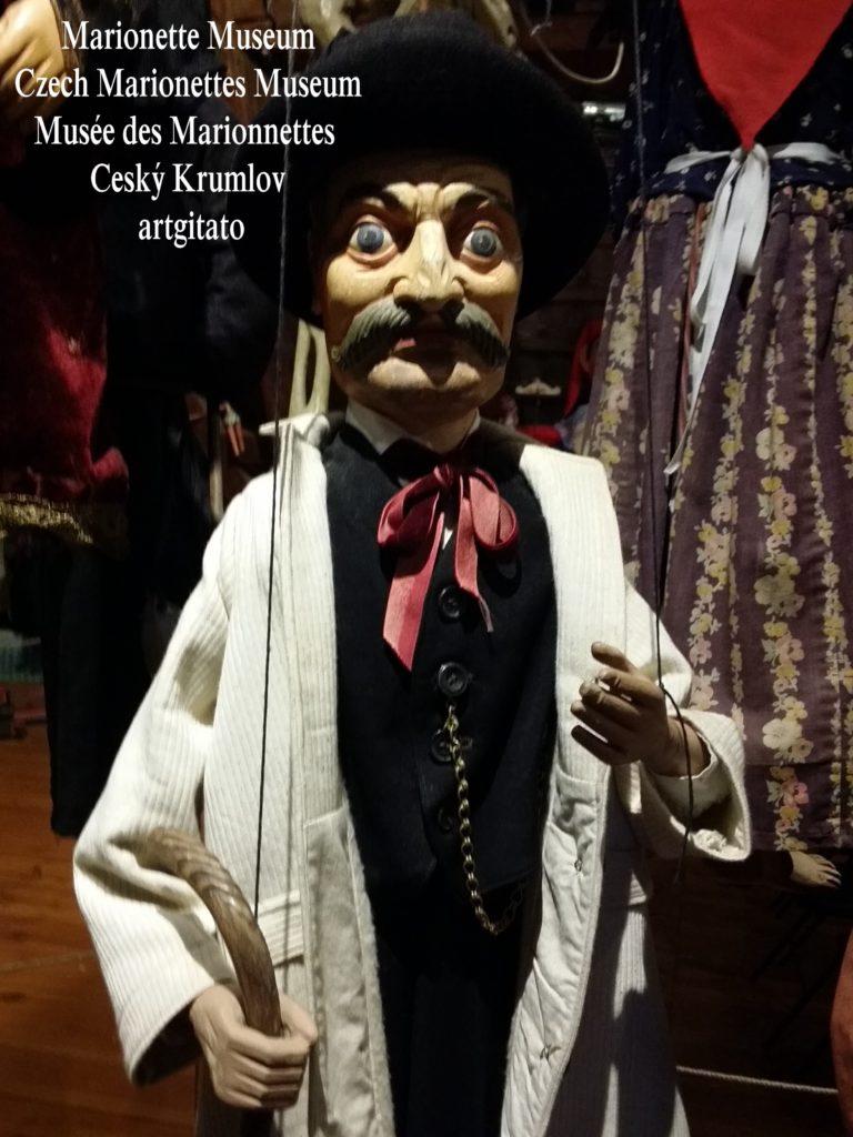 Marionette Museum Czech Marionettes Museum Musée des Marionnettes Cesky Krumlov artgitato (44)