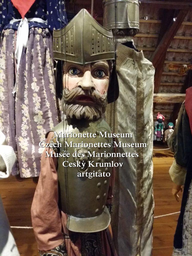 Marionette Museum Czech Marionettes Museum Musée des Marionnettes Cesky Krumlov artgitato (45)