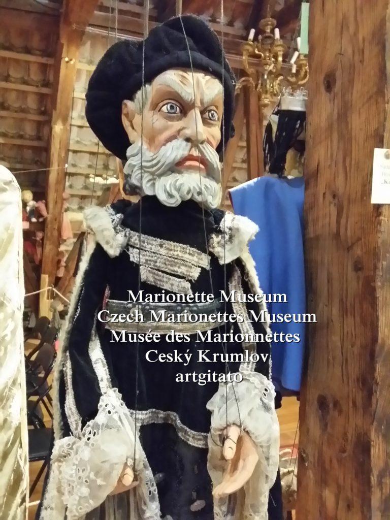 Marionette Museum Czech Marionettes Museum Musée des Marionnettes Cesky Krumlov artgitato (46)
