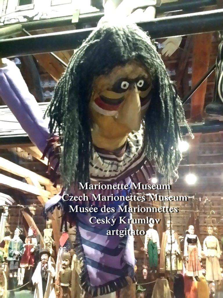 Marionette Museum Czech Marionettes Museum Musée des Marionnettes Cesky Krumlov artgitato (48)