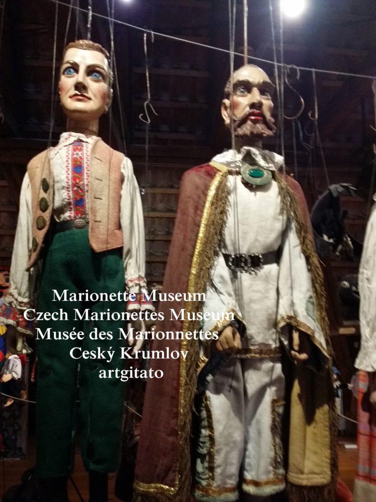 Marionette Museum Czech Marionettes Museum Musée des Marionnettes Cesky Krumlov artgitato (49)