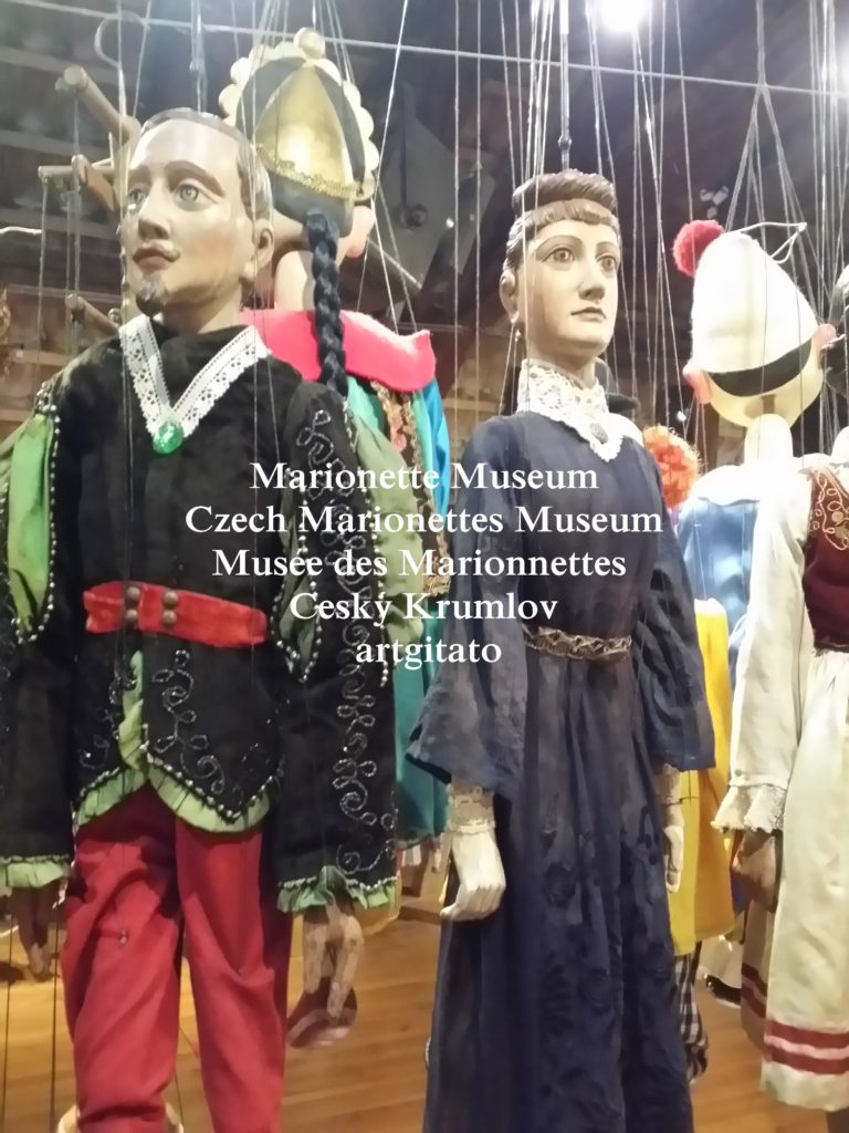 Marionette Museum Czech Marionettes Museum Musée des Marionnettes Cesky Krumlov artgitato (51)