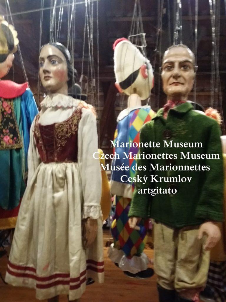 Marionette Museum Czech Marionettes Museum Musée des Marionnettes Cesky Krumlov artgitato (52)