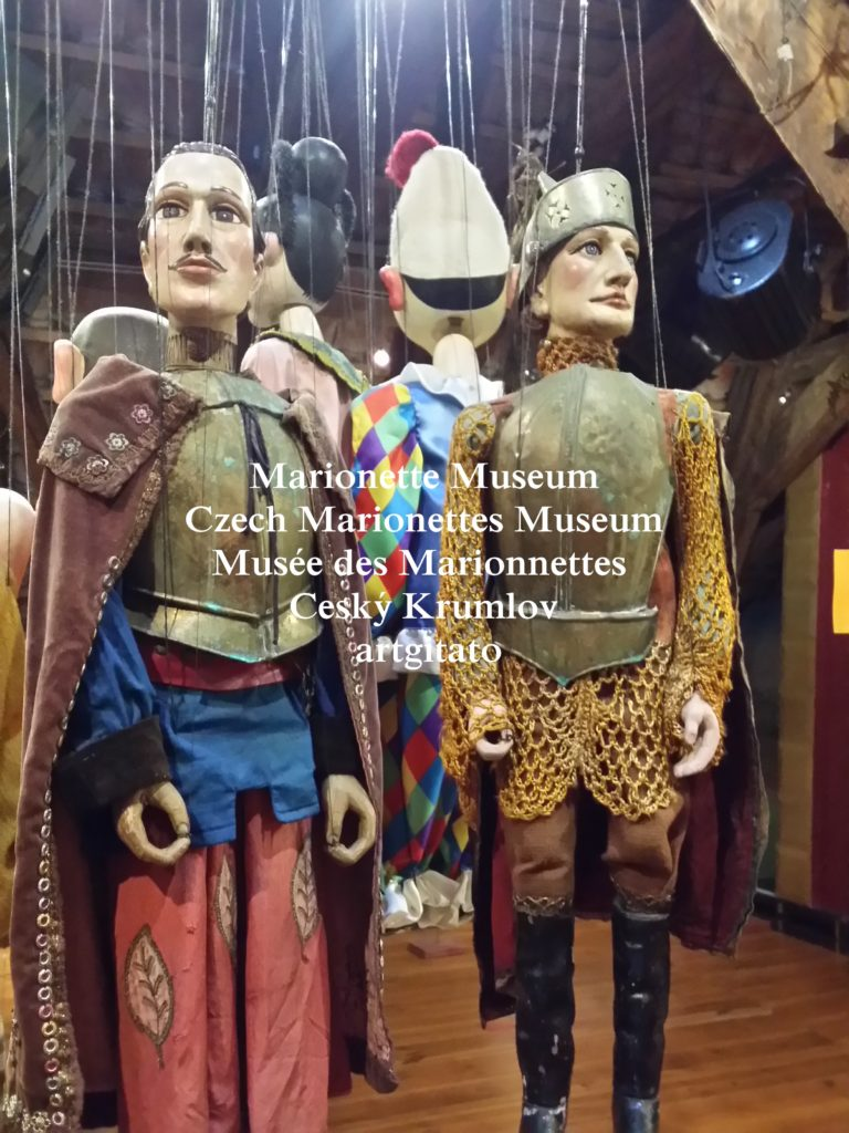 Marionette Museum Czech Marionettes Museum Musée des Marionnettes Cesky Krumlov artgitato (53)