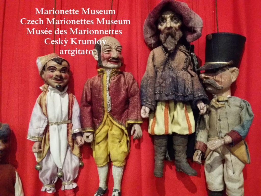 Marionette Museum Czech Marionettes Museum Musée des Marionnettes Cesky Krumlov artgitato (54)