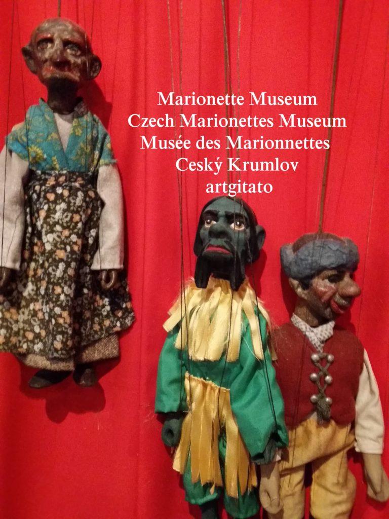 Marionette Museum Czech Marionettes Museum Musée des Marionnettes Cesky Krumlov artgitato (55)