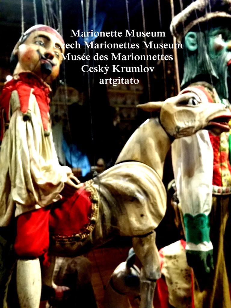 Marionette Museum Czech Marionettes Museum Musée des Marionnettes Cesky Krumlov artgitato (56)