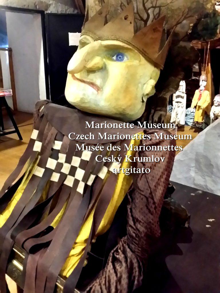 Marionette Museum Czech Marionettes Museum Musée des Marionnettes Cesky Krumlov artgitato (57)