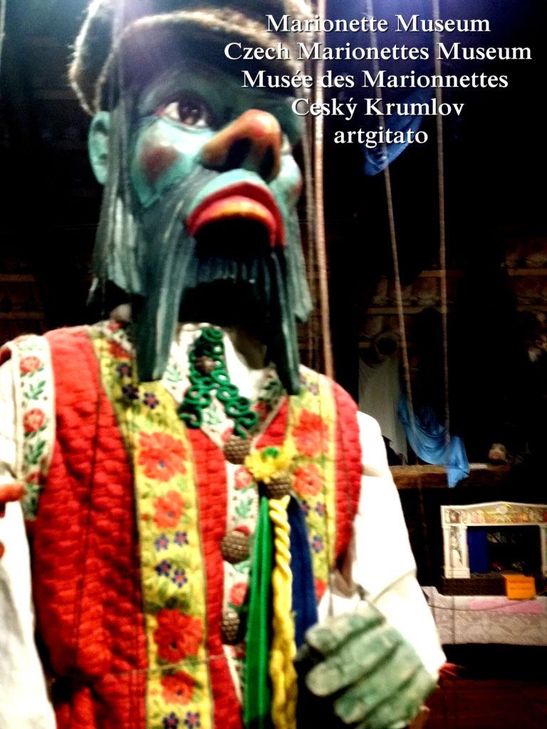 Marionette Museum Czech Marionettes Museum Musée des Marionnettes Cesky Krumlov artgitato (58)