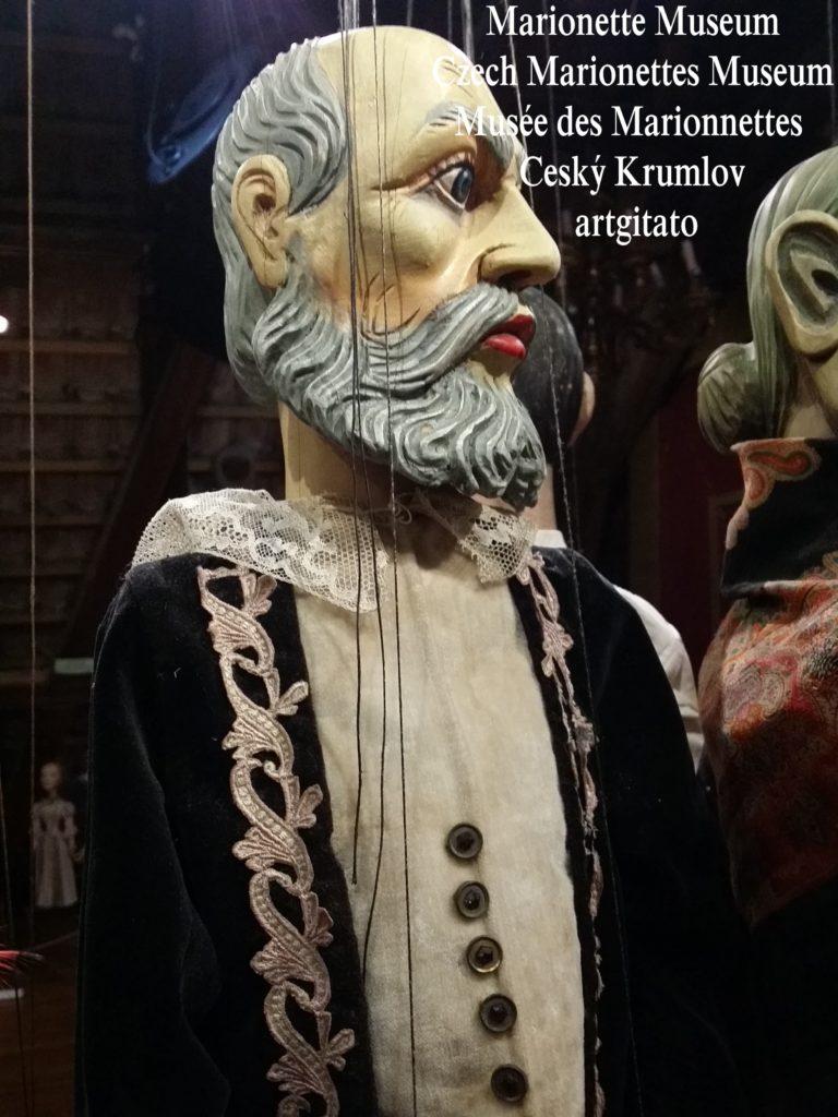 Marionette Museum Czech Marionettes Museum Musée des Marionnettes Cesky Krumlov artgitato (59)