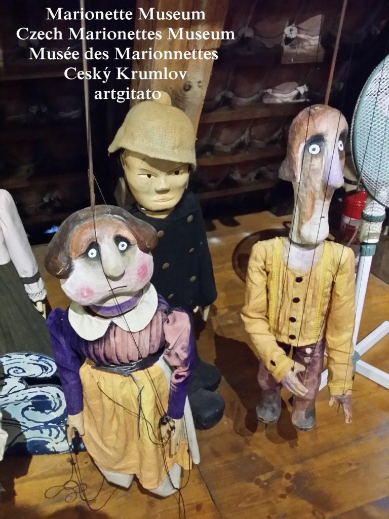 Marionette Museum Czech Marionettes Museum Musée des Marionnettes Cesky Krumlov artgitato (6)