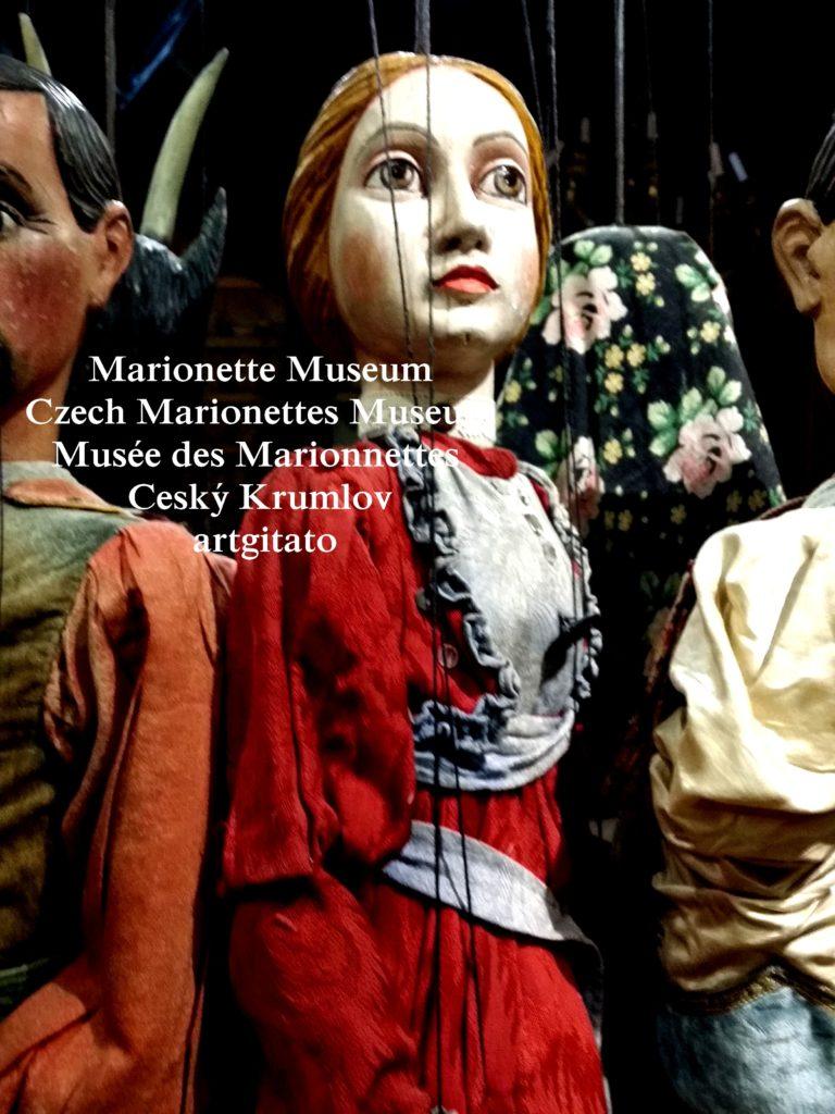 Marionette Museum Czech Marionettes Museum Musée des Marionnettes Cesky Krumlov artgitato (61)