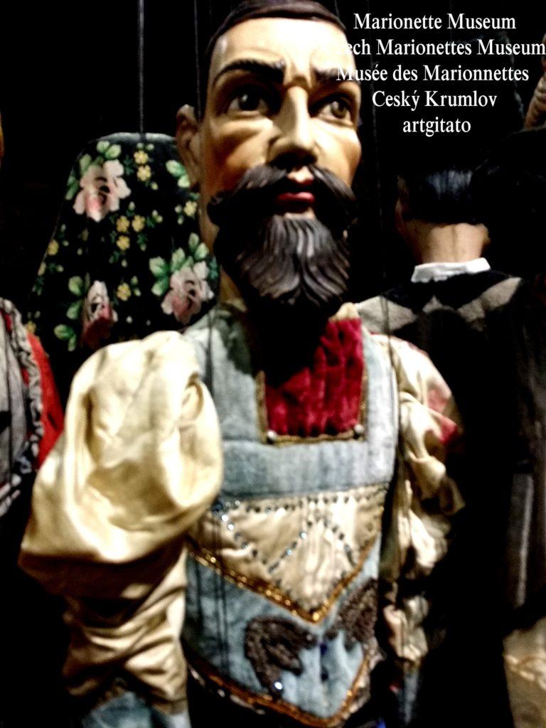 Marionette Museum Czech Marionettes Museum Musée des Marionnettes Cesky Krumlov artgitato (62)