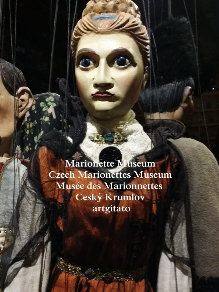 Marionette Museum Czech Marionettes Museum Musée des Marionnettes Cesky Krumlov artgitato (63)