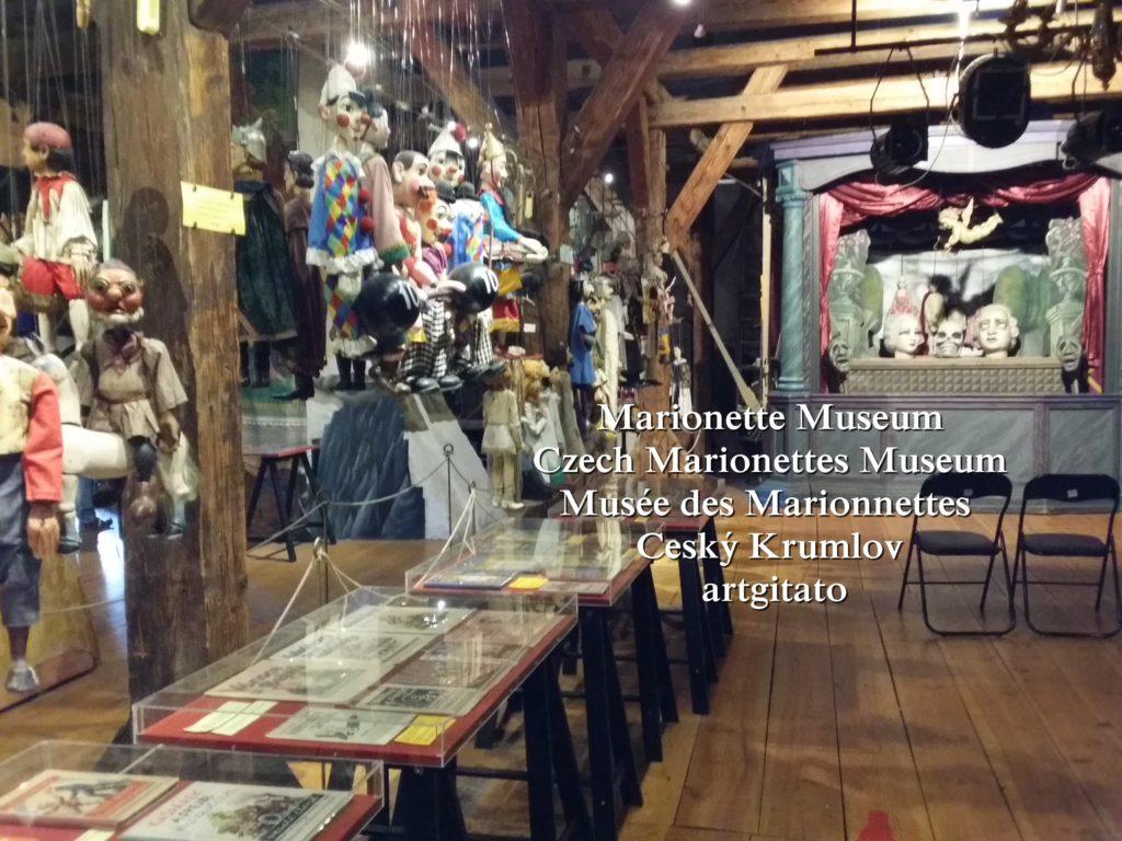 Marionette Museum Czech Marionettes Museum Musée des Marionnettes Cesky Krumlov artgitato (65)