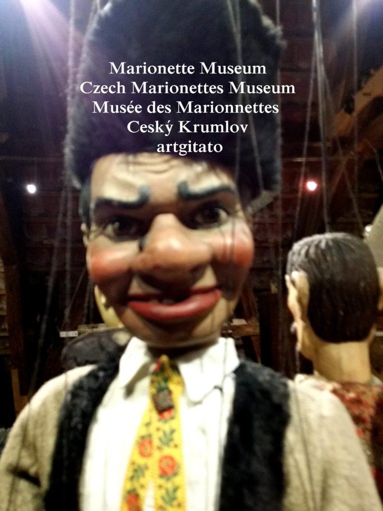 Marionette Museum Czech Marionettes Museum Musée des Marionnettes Cesky Krumlov artgitato (66)