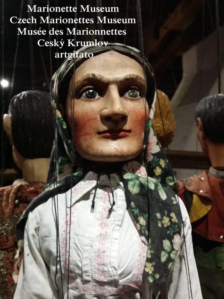 Marionette Museum Czech Marionettes Museum Musée des Marionnettes Cesky Krumlov artgitato (67)
