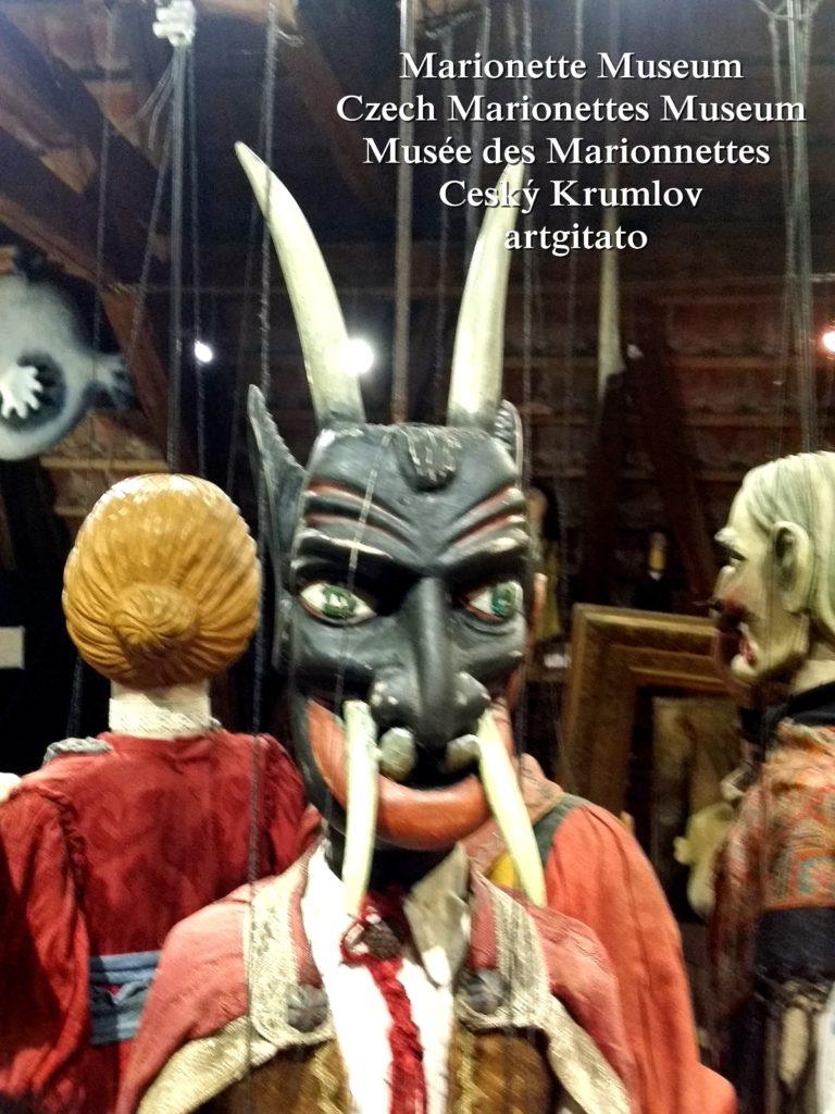 Marionette Museum Czech Marionettes Museum Musée des Marionnettes Cesky Krumlov artgitato (68)