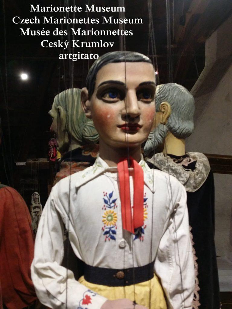 Marionette Museum Czech Marionettes Museum Musée des Marionnettes Cesky Krumlov artgitato (69)