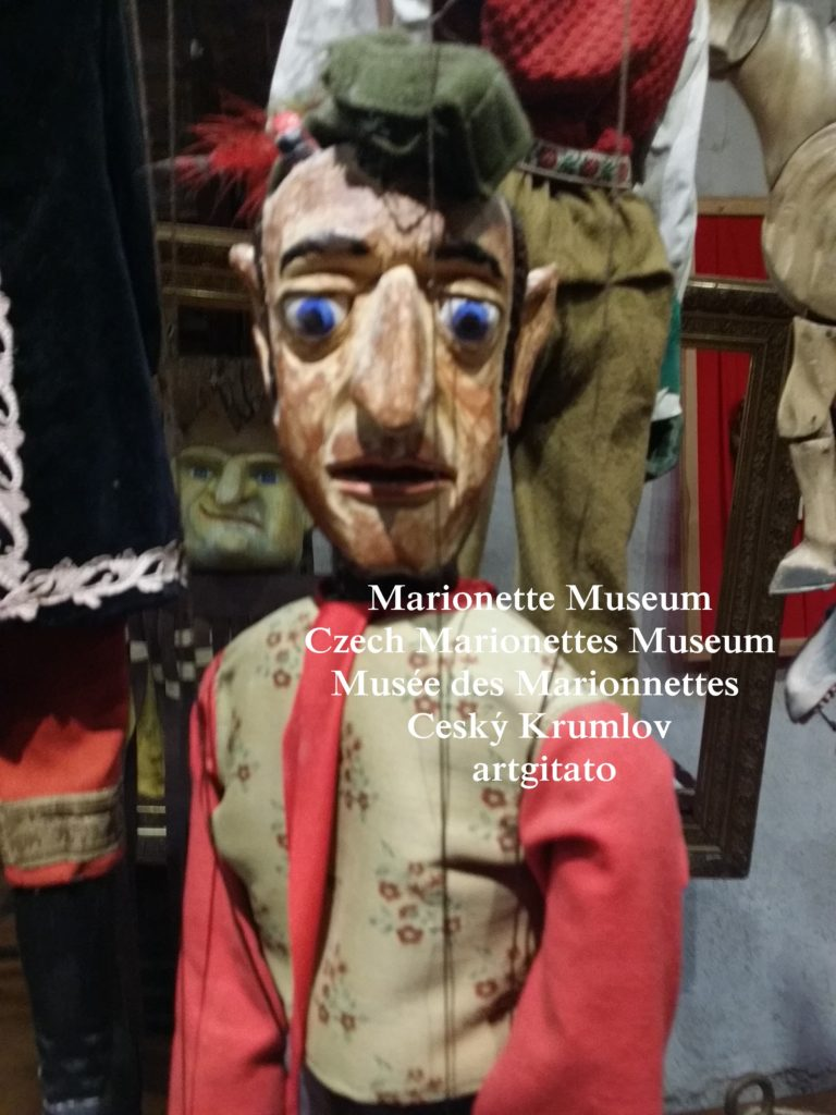 Marionette Museum Czech Marionettes Museum Musée des Marionnettes Cesky Krumlov artgitato (70)
