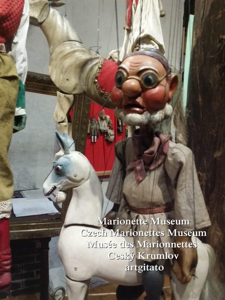 Marionette Museum Czech Marionettes Museum Musée des Marionnettes Cesky Krumlov artgitato (71)