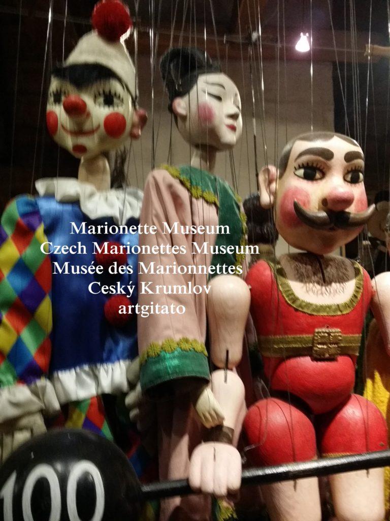 Marionette Museum Czech Marionettes Museum Musée des Marionnettes Cesky Krumlov artgitato (72)