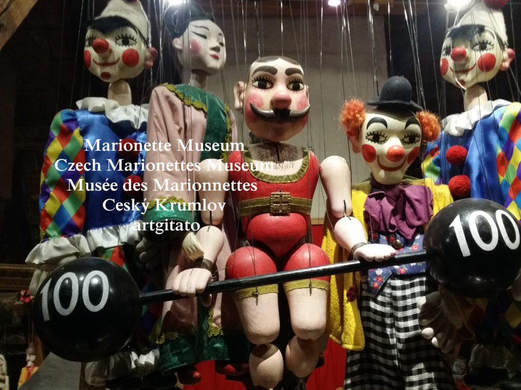 Marionette Museum Czech Marionettes Museum Musée des Marionnettes Cesky Krumlov artgitato (73)