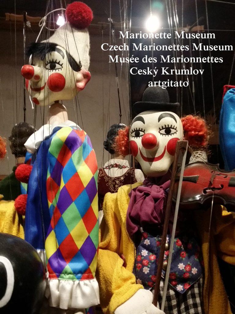 Marionette Museum Czech Marionettes Museum Musée des Marionnettes Cesky Krumlov artgitato (74)