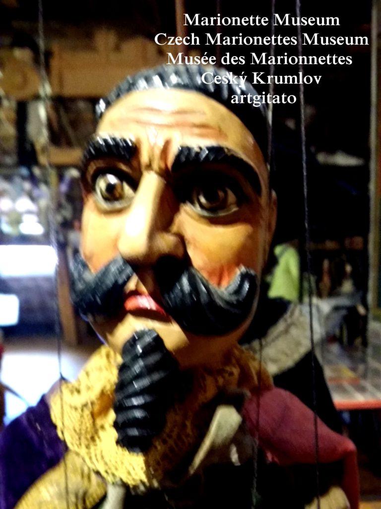 Marionette Museum Czech Marionettes Museum Musée des Marionnettes Cesky Krumlov artgitato (75)