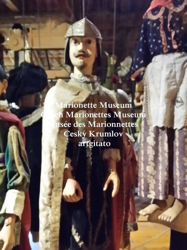 Marionette Museum Czech Marionettes Museum Musée des Marionnettes Cesky Krumlov artgitato (76)