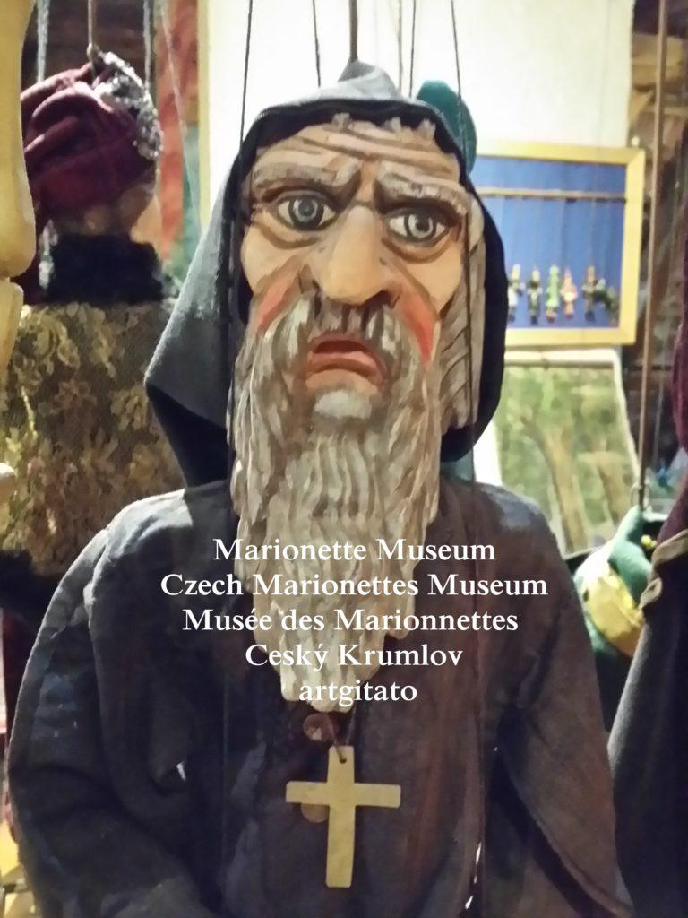 Marionette Museum Czech Marionettes Museum Musée des Marionnettes Cesky Krumlov artgitato (77)