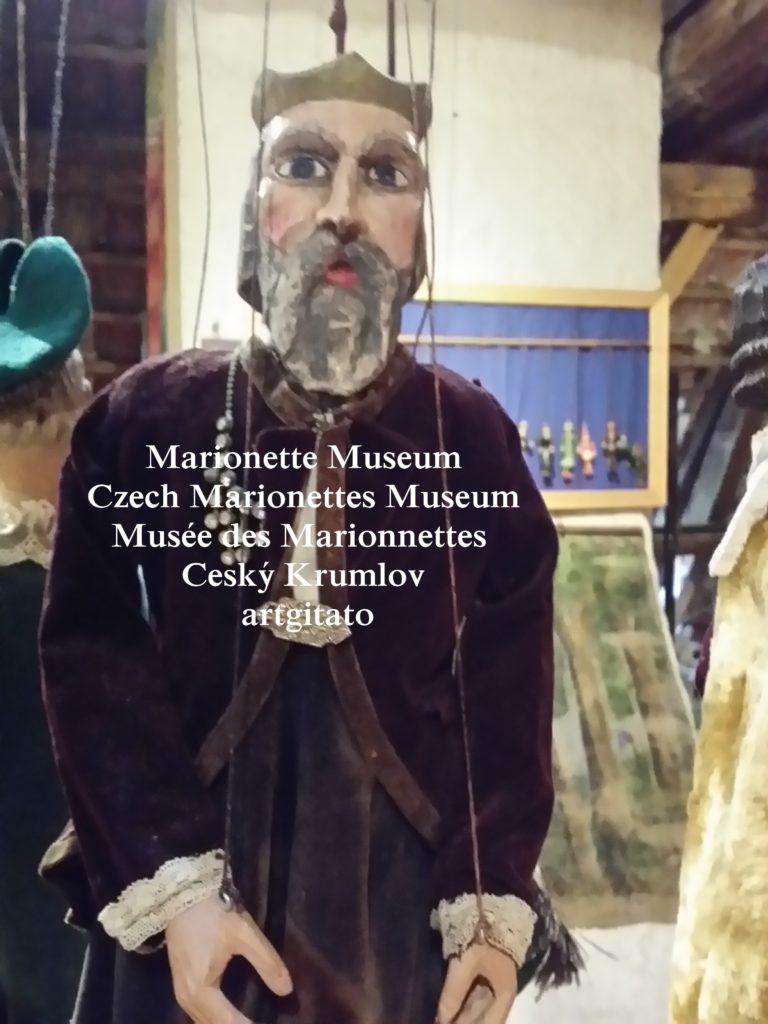 Marionette Museum Czech Marionettes Museum Musée des Marionnettes Cesky Krumlov artgitato (78)