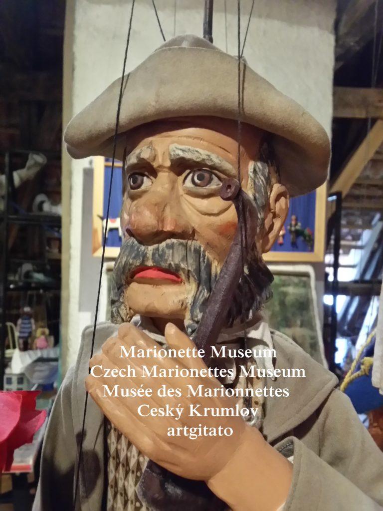 Marionette Museum Czech Marionettes Museum Musée des Marionnettes Cesky Krumlov artgitato (80)
