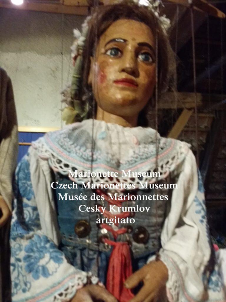 Marionette Museum Czech Marionettes Museum Musée des Marionnettes Cesky Krumlov artgitato (81)