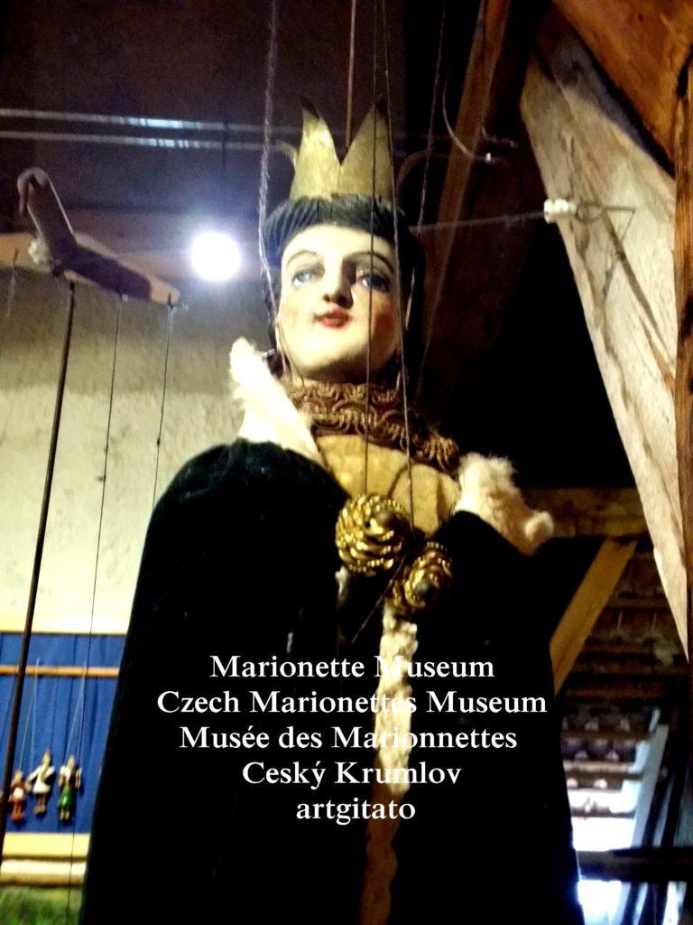 Marionette Museum Czech Marionettes Museum Musée des Marionnettes Cesky Krumlov artgitato (82)
