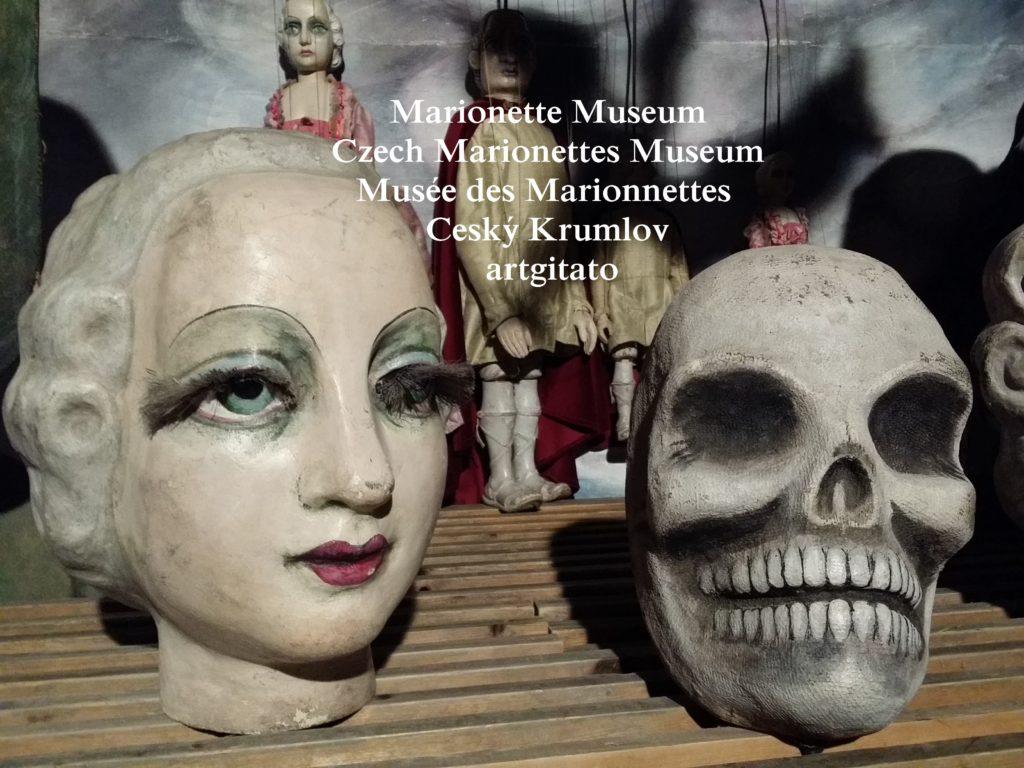 Marionette Museum Czech Marionettes Museum Musée des Marionnettes Cesky Krumlov artgitato (84)