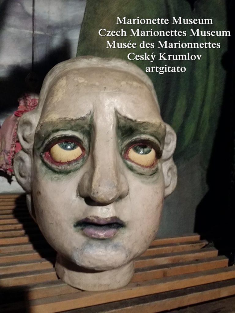 Marionette Museum Czech Marionettes Museum Musée des Marionnettes Cesky Krumlov artgitato (85)