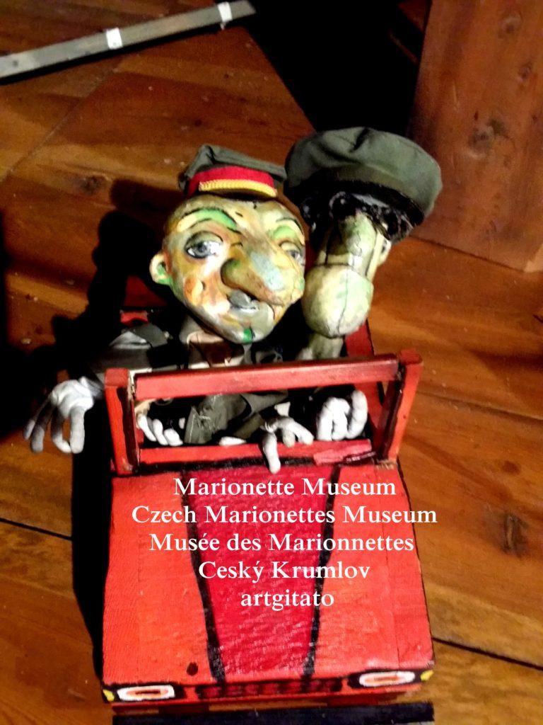 Marionette Museum Czech Marionettes Museum Musée des Marionnettes Cesky Krumlov artgitato (86)