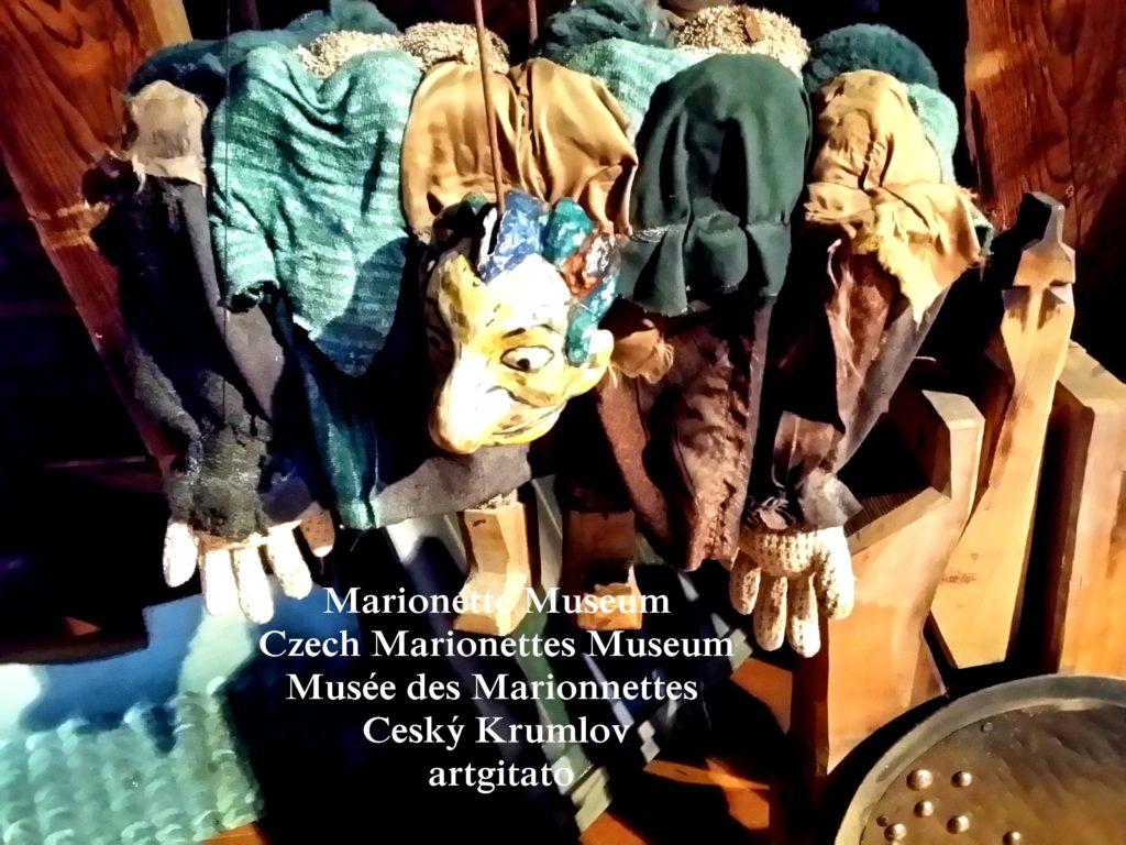 Marionette Museum Czech Marionettes Museum Musée des Marionnettes Cesky Krumlov artgitato (87)