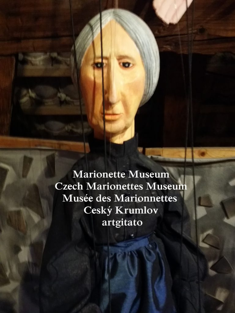 Marionette Museum Czech Marionettes Museum Musée des Marionnettes Cesky Krumlov artgitato (89)