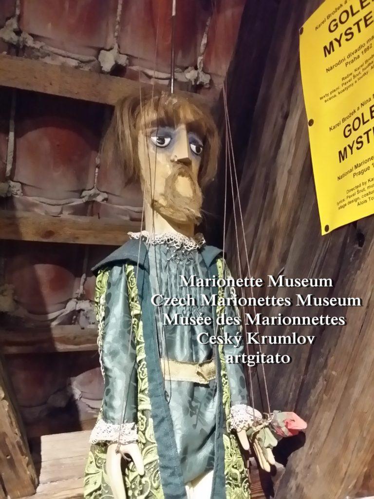 Marionette Museum Czech Marionettes Museum Musée des Marionnettes Cesky Krumlov artgitato (9)