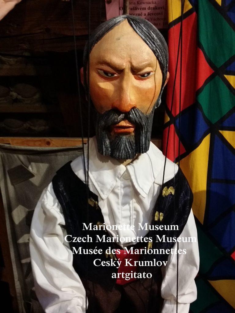 Marionette Museum Czech Marionettes Museum Musée des Marionnettes Cesky Krumlov artgitato (90)