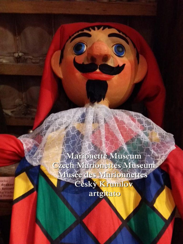 Marionette Museum Czech Marionettes Museum Musée des Marionnettes Cesky Krumlov artgitato (92)