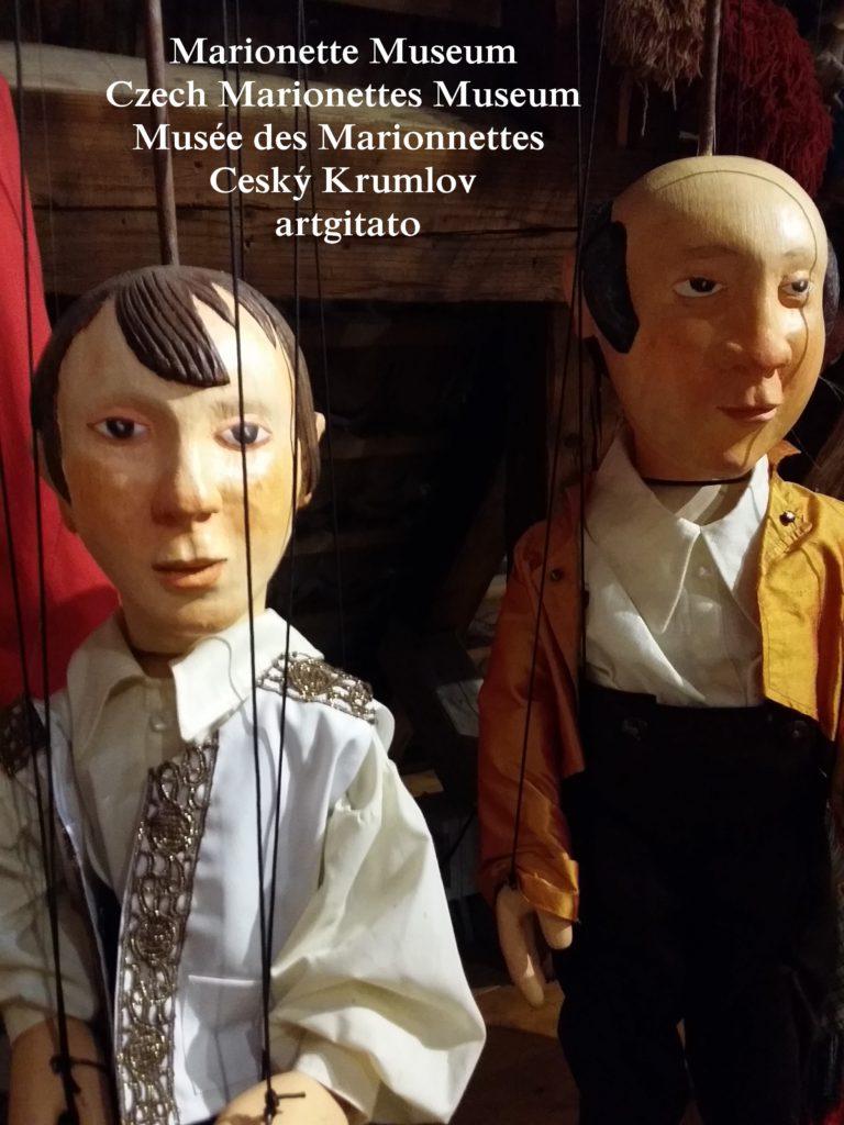 Marionette Museum Czech Marionettes Museum Musée des Marionnettes Cesky Krumlov artgitato (93)