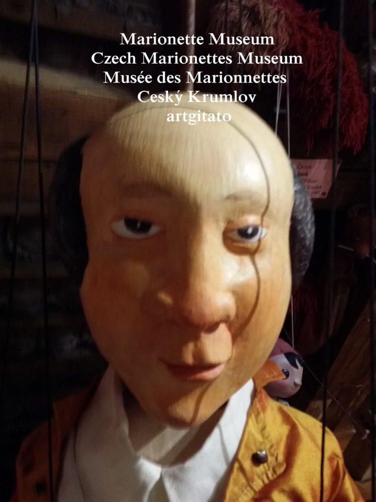 Marionette Museum Czech Marionettes Museum Musée des Marionnettes Cesky Krumlov artgitato (94)